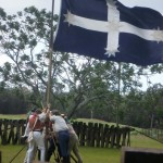 flag raising